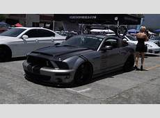 Modified shelby gt500 Reverse Paint YouTube
