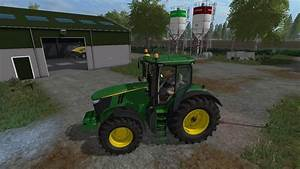 John Deere 7r : john deere 7r v1 2 fs 17 farming simulator 17 mod fs 2017 mod ~ Medecine-chirurgie-esthetiques.com Avis de Voitures