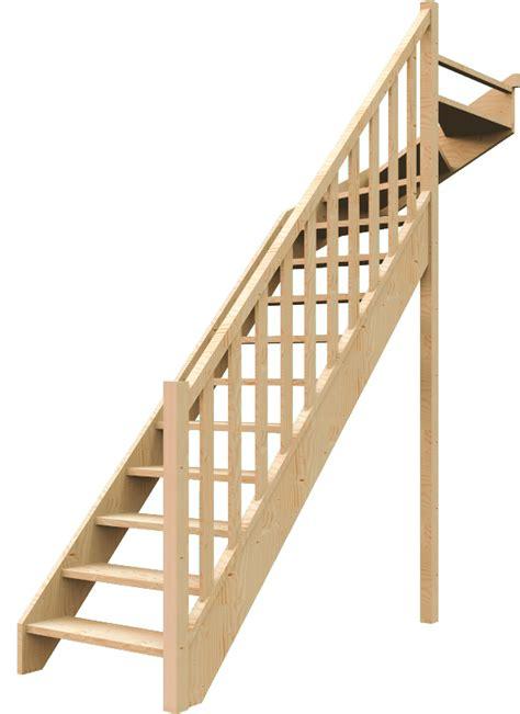 hauteur meuble cuisine escalier sapin 1 4 tournant haut droite sans