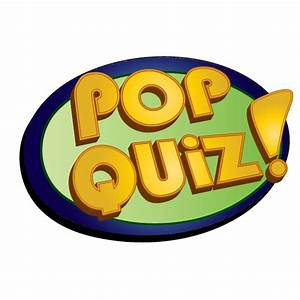 Pop Quiz Time! ~ Sister Dollie Wilkinson, OPoc | The Order ...