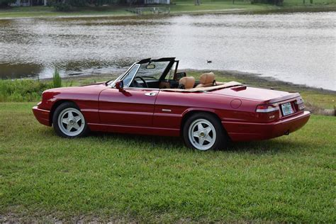 1991 alfa romeo spider for sale 1957138 hemmings motor news