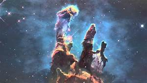 3D exploration of Pillars of Creation - YouTube