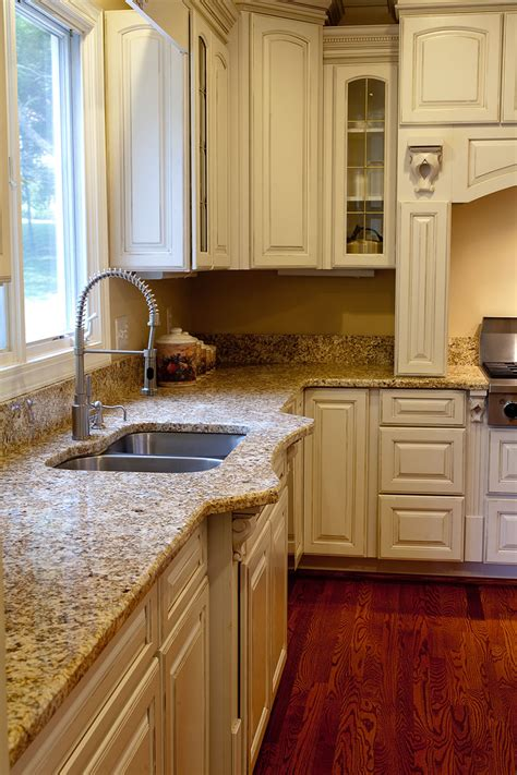 granite countertops and cabinets cream kitchen cabinets with black countertops white