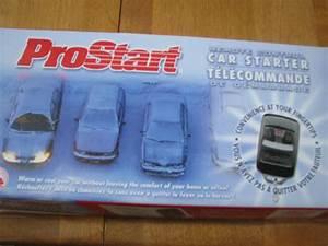 Prostart Remote Control Car Starter