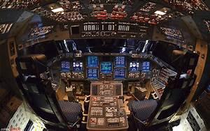 NASA Powered Down Endeavor