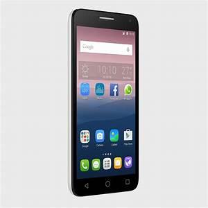 Tel U00e9fono Alcatel Pop 3 4g Plata 5054d