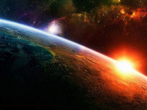 40 Absolutely Stunning Space And Planets Wallpapers Hongkiat
