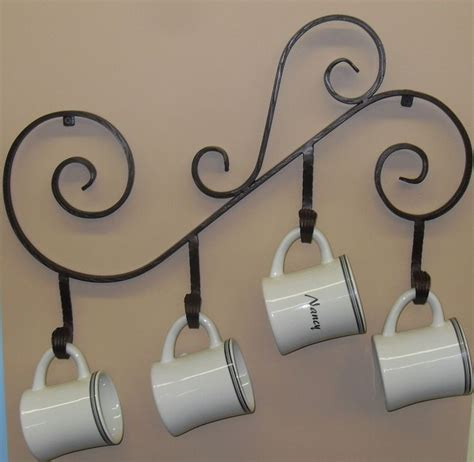 17 Best images about Coffee Mug Holders on Pinterest   Mug tree, Mug holder and Coffee mug holder