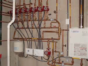 Radiant Water Heating Systems Diagrams