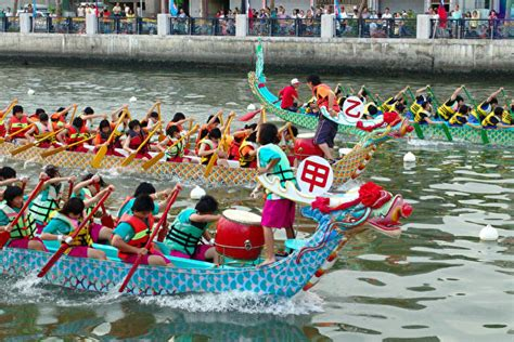 Dragon Boat Racing Ta by Top 5 Dragon Boat Racing Spots In Southern Ta Taiwan News