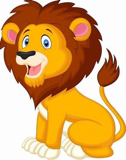 Lion Cartoon Wall