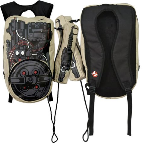 Proton Pack Backpack by Shirtoid Ghostbusters Proton Pack Backpack Available At