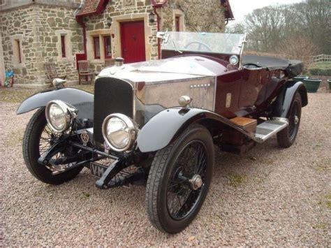 1920 Vauxhall 30/98 E Type Maintenance/restoration Of Old