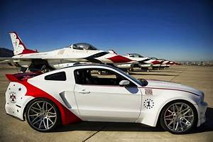 Ford Mustang GT U.S. Air Force Thunderbirds 2014   Hottest Car Wallpapers   Bestgarage