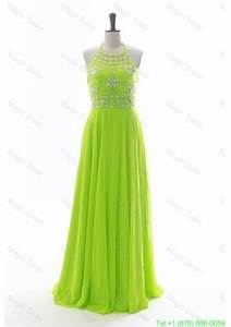 Spring Green Prom Dresses Beautiful Bright Sea Green Prom