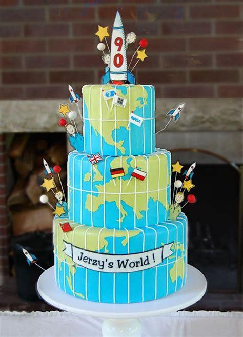 1000 Images About Globe Cake On Pinterest Cake Make