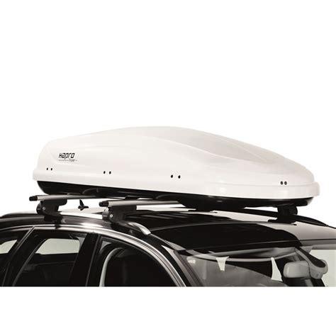 coffre de toit hapro traxer 6 6 blanc 410 l norauto fr