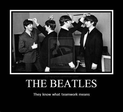 Beatles Meme - teamwork 1 by rijogepa on deviantart beatle funnies and memes pinterest teamwork haha and art