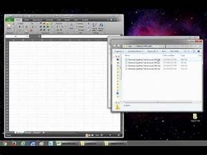 Add Function In Excel Open A Dbf Part Of A Shapefile File In Ms Excel Youtube