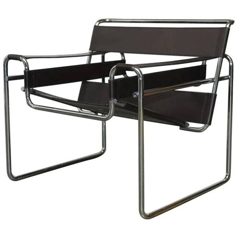 chaise marcel breuer mid century wassily chair by marcel breuer for stendig for sale at 1stdibs