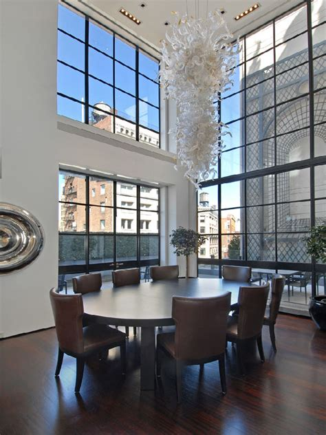 gorgeous tribeca penthouse apartment design idesignarch