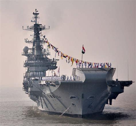 Ins Viraat Aircraft Carrier Of Indian Navy