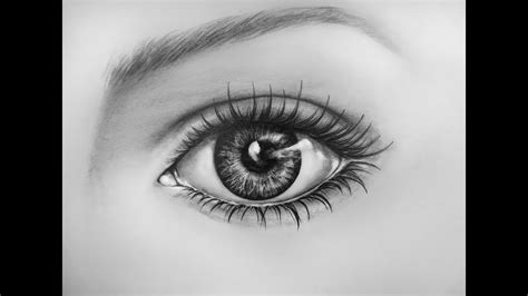 draw  eye time lapse learn  draw  realistic