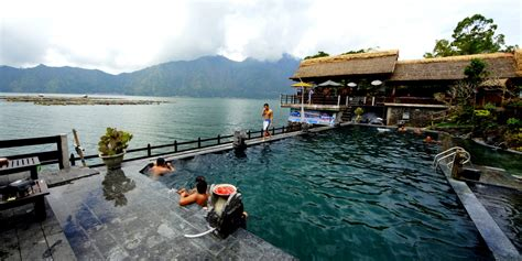 bali hot spring healing powers bali garden beach resort