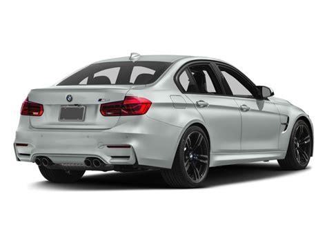 2017 Bmw M3 Sedan 4d M3 I6 Turbo Prices, Values & M3 Sedan