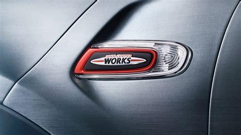 John Cooper Works Logo Brand Wallpaper