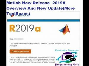 Deep Learning Designer Matlab Matlab New Release 2019a Overview And New Update More
