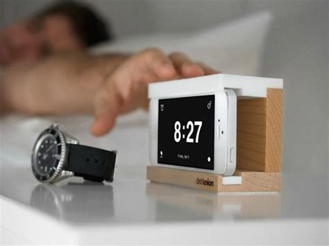 how is snooze on iphone snooze alarm dock for iphone 187 gadget flow