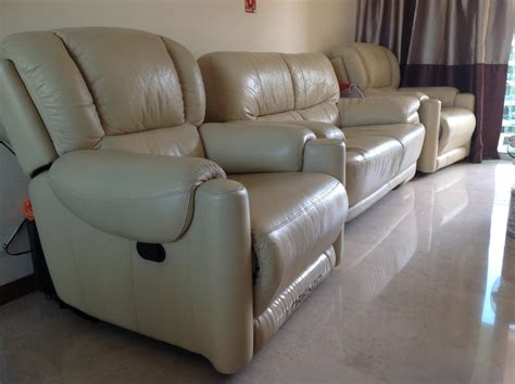 lorenzo fine analine leather sofa set singapore