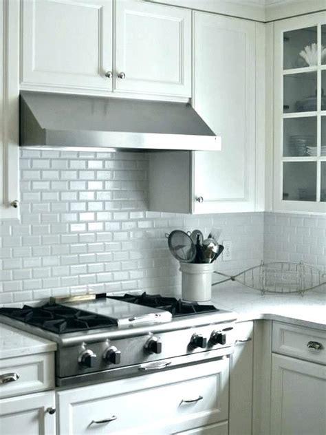 white kitchen with grey tiles light grey subway tile tile design ideas 1838