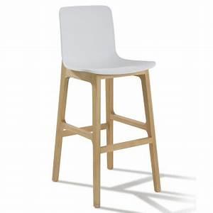 Tabouret De Bureau : tabouret haut avec dossier louise mobilier de bureau ~ Teatrodelosmanantiales.com Idées de Décoration