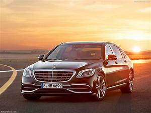 2018 Mercedes Benz S Class Maybach Wallpapers Pics
