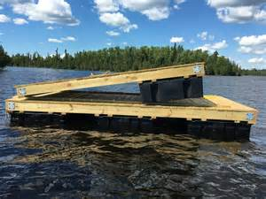 Floating Lake Docks