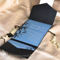 1000 images about thin blue line on pinterest royal With blue line wedding invitations