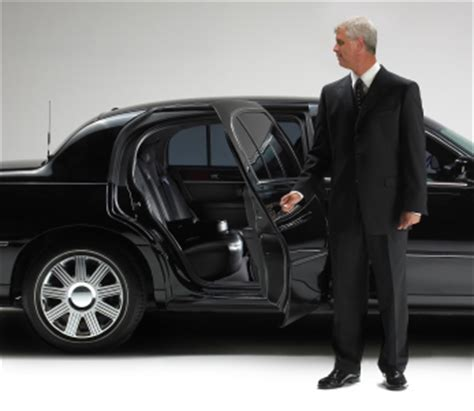 Limo Chauffeur by Neckties Bow Ties Limo Services