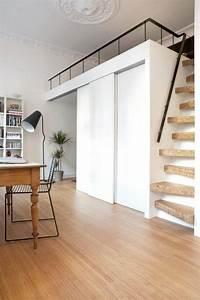 best 25 loft railing ideas on pinterest cable railing With parquet mezzanine