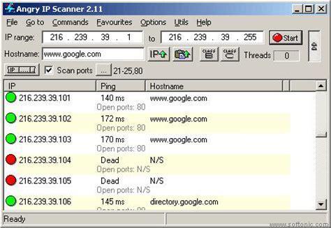 top  ip scanner softwares  windows