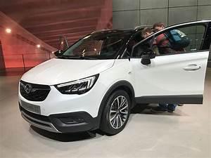 Avis Opel Crossland X : opel crossland x wikip dia ~ Medecine-chirurgie-esthetiques.com Avis de Voitures