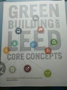 Pdf Green Building And Leed Core Concepts Manual Pdf