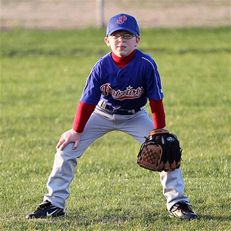 T-Ball Player Assigned To Right Field Gradually Realizing ...