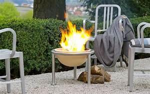 Offenes Feuer Im Garten Bayern : feuerschalen von denk offenes feuer kompakt und sicher ~ Lizthompson.info Haus und Dekorationen