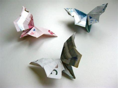 schmetterling falten kindergarten anleitung best 25 geldscheine falten ideas on herz aus geldschein falten geldscheine falten