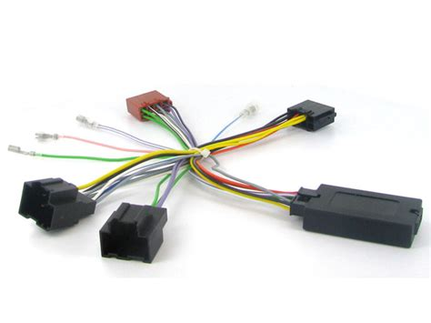 Universal Unit Wiring Harnes by Saab Iso Wiring Harness For A Universal Car Unit