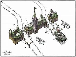 Harper is losing the argument on C-51 ... with ...