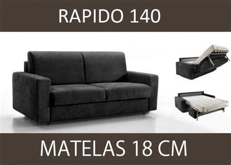 canape convertible 140 canape lit 3 places master convertible ouverture rapido