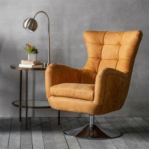swivel chair tan saddle bristol living hudson leather chairs capri furniture lounge brandalley recliner snuggler jester sofas modern cfs